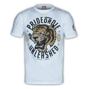 """PRiDEorDiE MMA tričko - """"UNLEASHED"""""""
